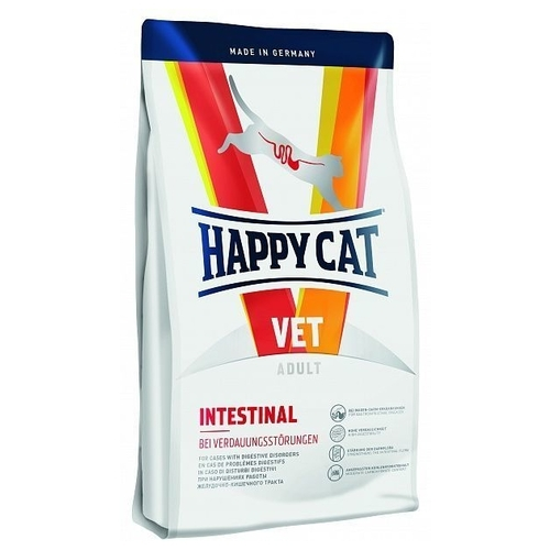 Happy Cat (4 кг) VET Diet Intestinal Лечебные корма