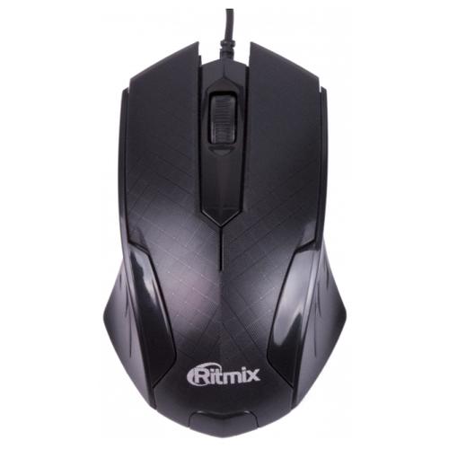Мышь Ritmix ROM-303GAMING Black USB, черный мышь проводная ritmix rom 380sc чёрный usb