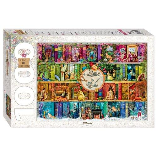 Купить Пазл Step puzzle Stitch in Time (79122), 1000 дет., Пазлы