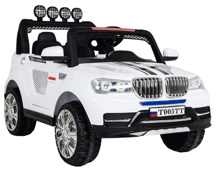 Eltreco Автомобиль BMW T005TT 4x4