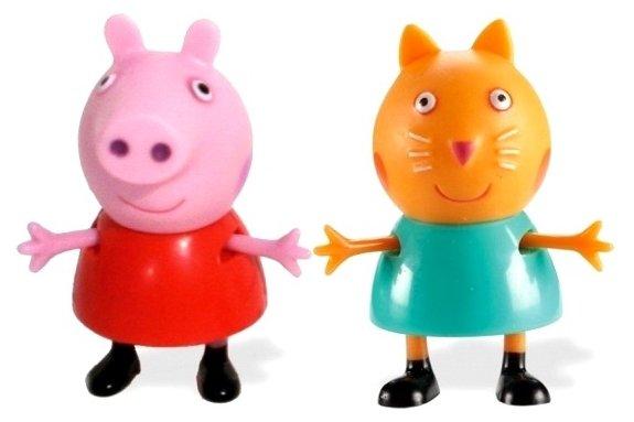 Игровой набор Peppa Pig Пеппа и Кенди 2 предмета 28818
