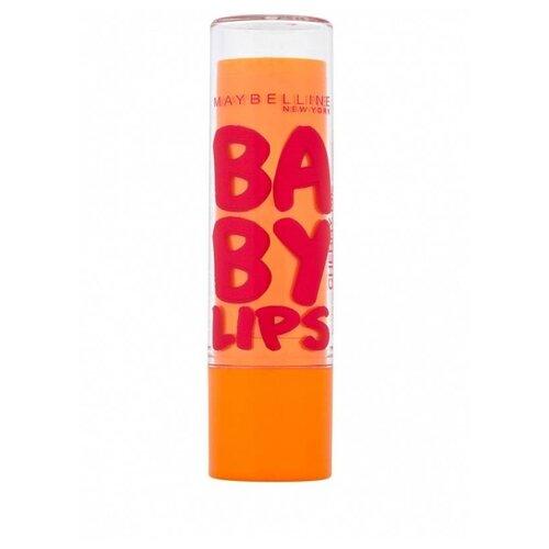 Maybelline New York Бальзам для губ Baby lips Вишня
