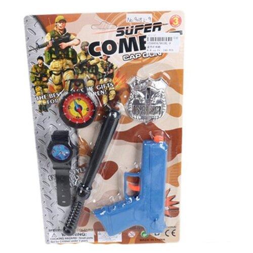 Игровой набор Shantou Gepai Super Combat 9018L-9 shantou gepai набор строительных инструментов 9 предметов 2093 1