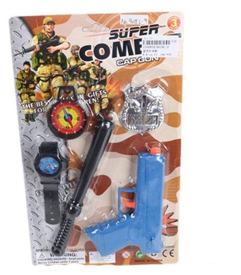 Игровой набор Shantou Gepai Super Combat 9018L-9