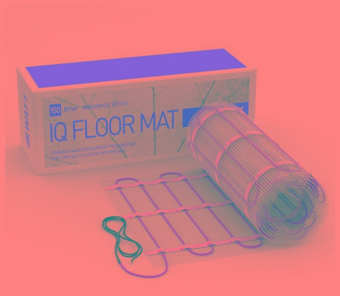 Электрический теплый пол IQWATT IQ FLOOR MAT - 6.0