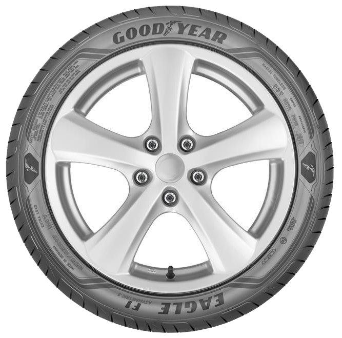 Автомобильная шина GOODYEAR Eagle F1 Asymmetric 3 205/45 R17 88V