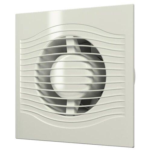 Вытяжной вентилятор DiCiTi SLIM 4, ivory 7.8 ВтВентиляторы вытяжные<br>