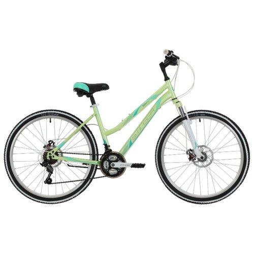 Горный (MTB) велосипед Stinger Latina D 26 (2018) зеленый 17 (требует финальной сборки)Велосипеды<br>