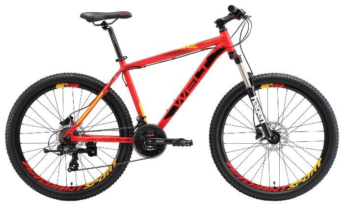 Велосипед для взрослых Welt Ridge 1.0 HD (2018)