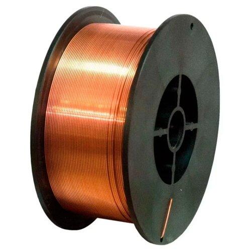 Проволока из металлического сплава Кратон ER-70S-6 1мм 5кг проволока из металлического сплава барс er 70s 6 0 8мм 1кг