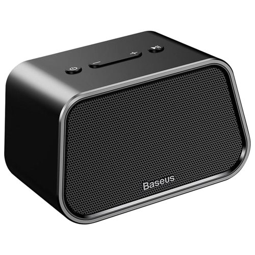 Портативная акустика Baseus Encok E02 black