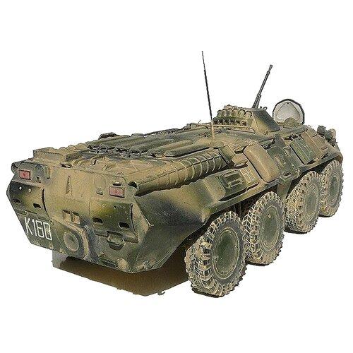 Купить Сборная модель ZVEZDA Российский бронетранспортер БТР-80 (3558) 1:35, Сборные модели