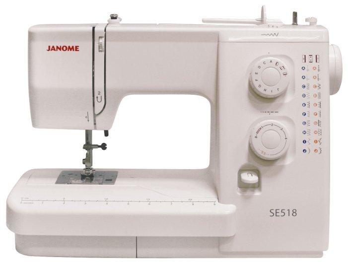 Janome Швейная машина Janome SE 518/ Sewist 521