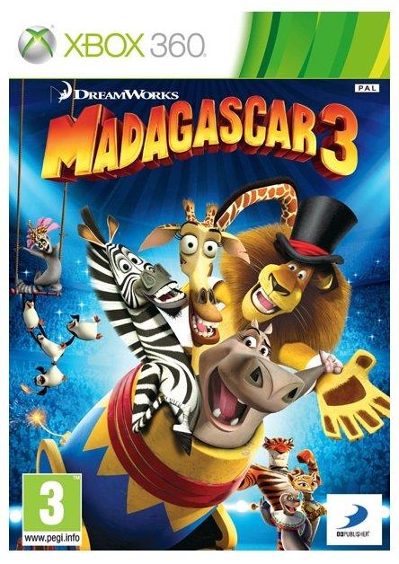 D3Publisher Madagascar 3