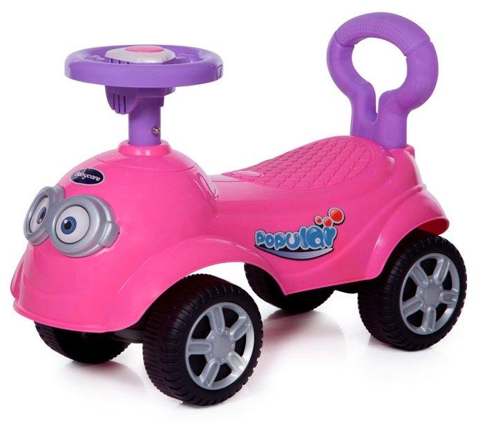 Каталка-толокар Baby Care QT Racer (615B) со звуковыми эффектами