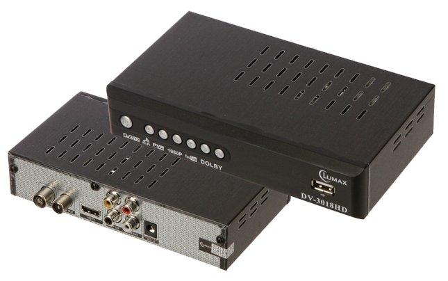 TV-тюнер LUMAX DV-3018HD