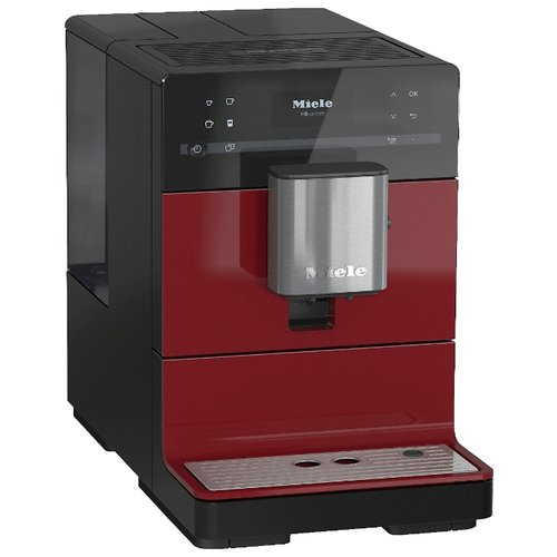 Кофемашина Miele CM 5300 красный Tayberry