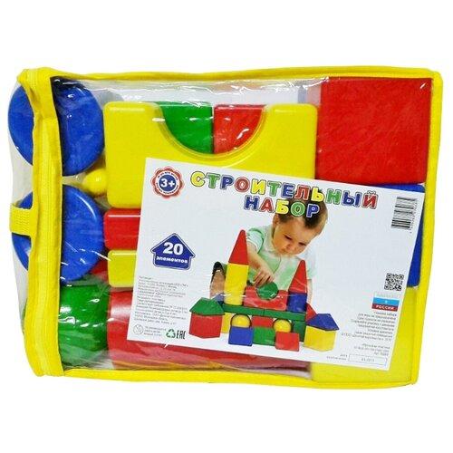 Купить Кубики Десятое королевство Строительный набор 03068, Детские кубики