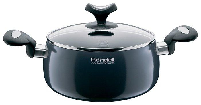 Кастрюля Rondell Delice RDA-078 24 см 5.1 л