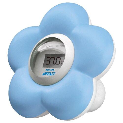 Купить Электронный термометр Philips AVENT SCH550 голубой, Термометры