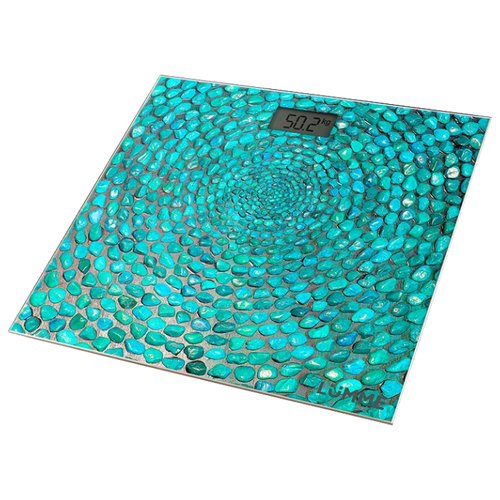 Весы электронные LUMME LU-1329 Blue turquoise lumme lu 3502 blue