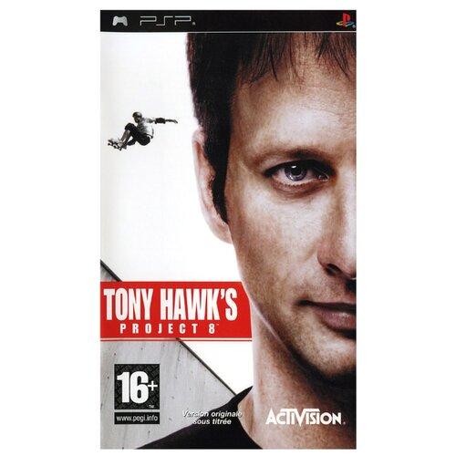 Игра для PlayStation Portable Tony Hawk's Project 8