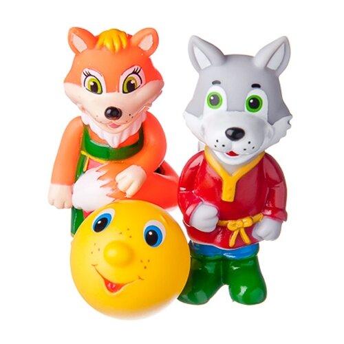 Купить Набор для ванной Играем вместе Колобок (149RUS-PVC), Игрушки для ванной