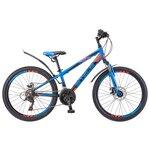 Подростковый горный (MTB) велосипед STELS Navigator 450 MD 24 V010 (2018)