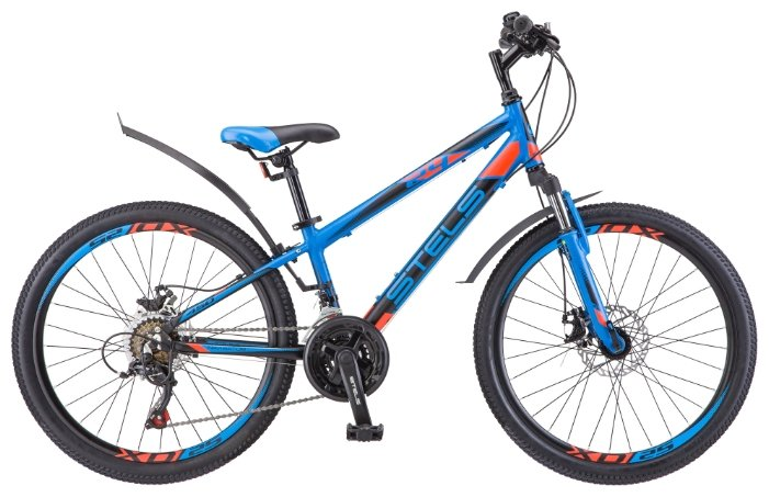 Подростковый велосипед STELS Navigator 450 MD 24 V010 (2018)
