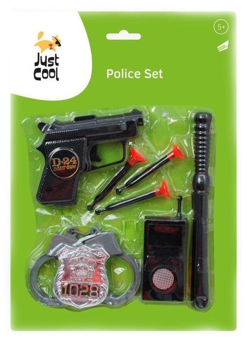 Игровой набор Just Cool Полиция 5559k