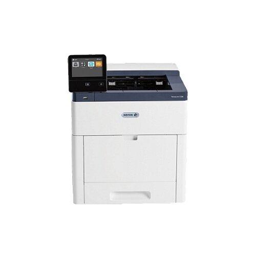 Фото - Принтер Xerox VersaLink C500N, белый/синий принтер xerox versalink c7000n белый синий