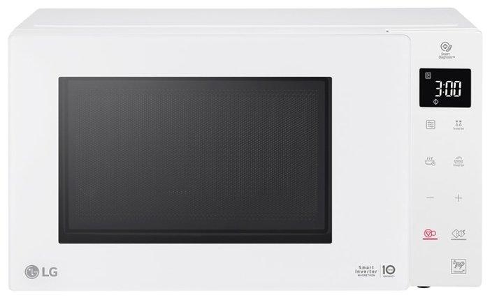 Микроволновая печь LG MW-23D35GIH — купить по выгодной цене на Яндекс.Маркете