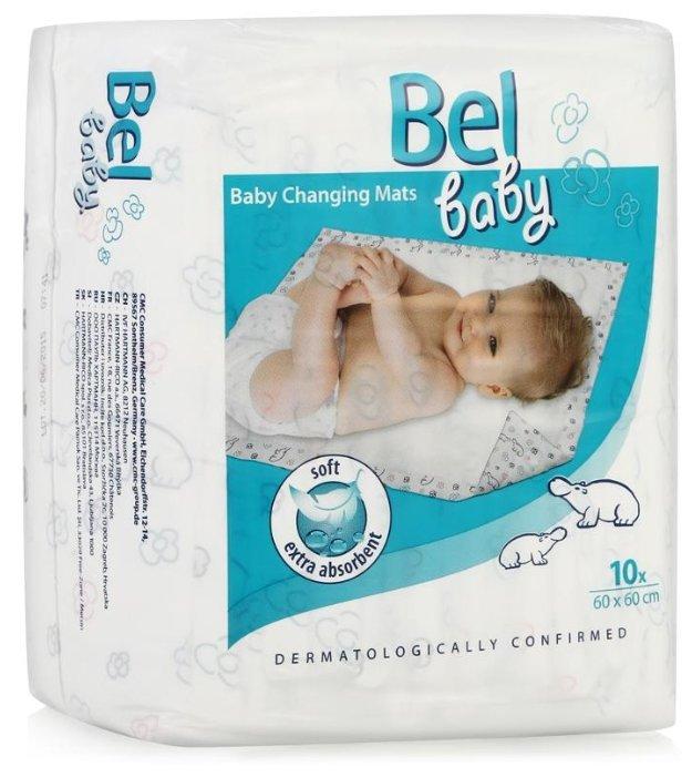 Лучшие одноразовые пеленки для новорожденных