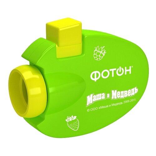 Диапроектор ФОТОН Маша и Медведь. Большая стирка фотон элемент питания lr03 вp4 маша и медведь наклейка