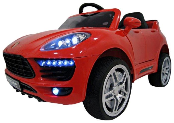 RiverToys Автомобиль Porsche Macan O005OO