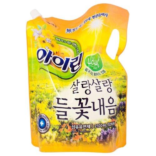 Кондиционер для белья Irin Полевые цветы KeraSys 2.1 л пакет