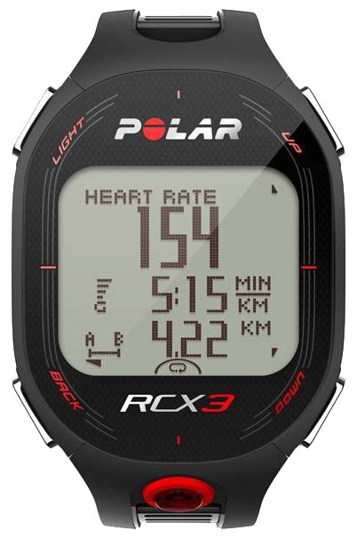 Часы Polar RCX3 HR GPS