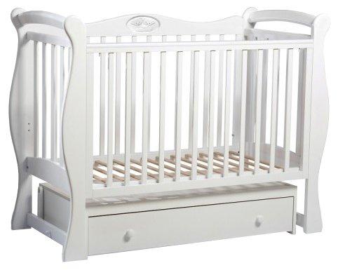 Кроватка Esperanza Osito (маятник поперечный)