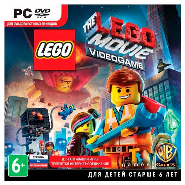 The LEGO Movie - Videogame фото 1