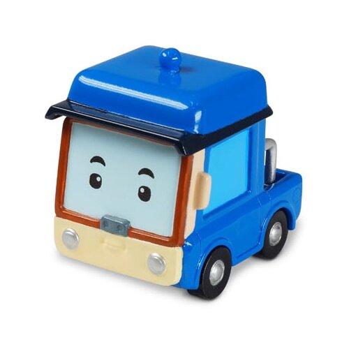 Купить Легковой автомобиль Silverlit Робокар Поли Бэнни (83254) 4 см синий, Машинки и техника