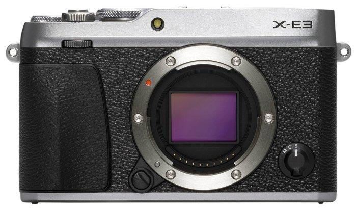 Fujifilm Фотоаппарат со сменной оптикой Fujifilm X-E3 Body
