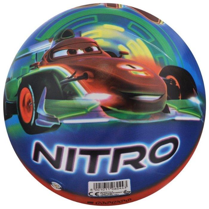 Мяч надувной Mondo Тачки 6044