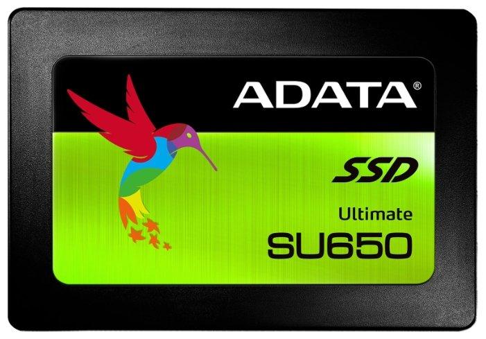 Твердотельный накопитель ADATA Ultimate SU650 240GB (retail)
