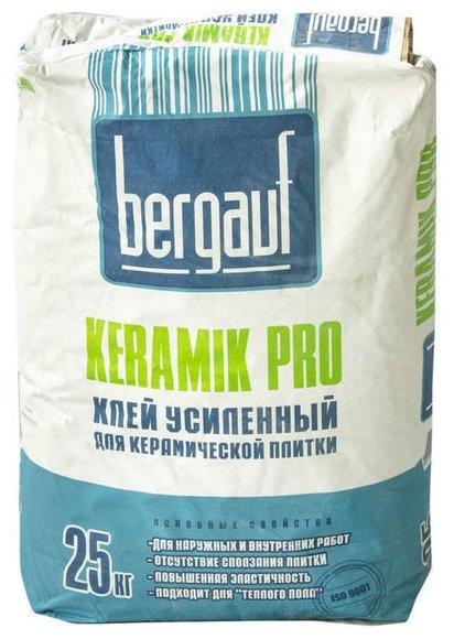 Клей Bergauf Keramik Pro 25 кг