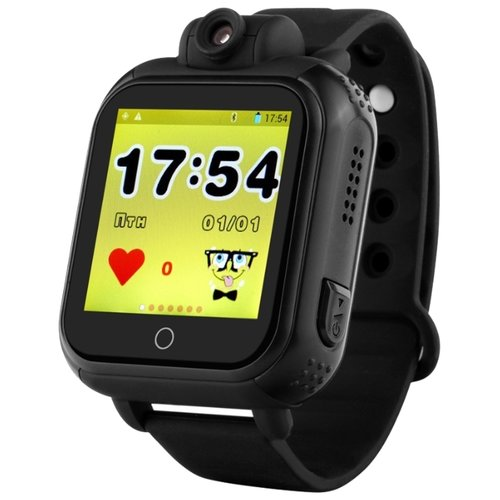 Фото - Детские умные часы Smart Baby Watch GW1000 черный часы smart baby watch s4 зеленый