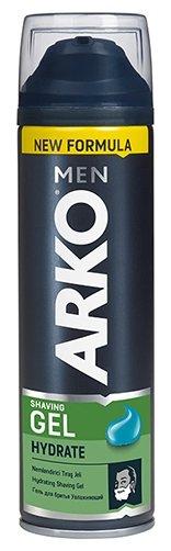 Гель для бритья Hydrate/Moist Arko
