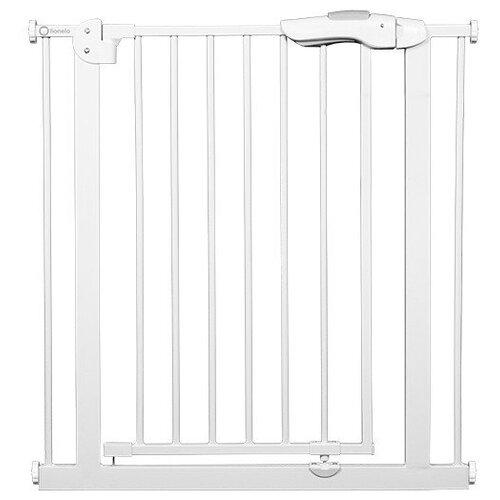 Lionelo Ворота безопасности Truus белый