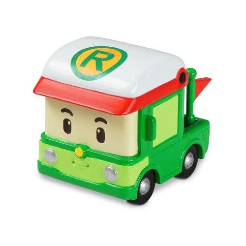 Купить Грузовик Silverlit Робокар Поли Роди (83255) 6 см зеленый/белый, Машинки и техника