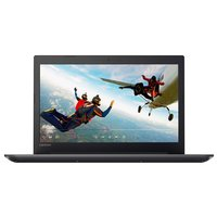 "Ноутбук Lenovo IdeaPad 320 15 Intel Core i5 8250U 1600 MHz/15.6""/1920x1080/4Gb/1000Gb HDD/DVD нет/NVIDIA GeForce MX150/Wi-Fi/Bluetooth/Windows 10 Home (81BG00KWRU) Black"