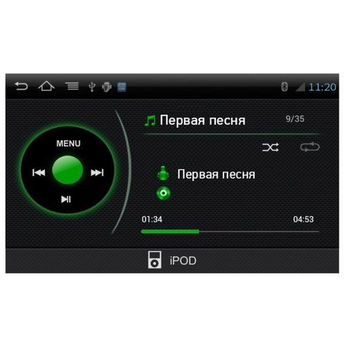FarCar s150 Toyota Camry на Android(i131)